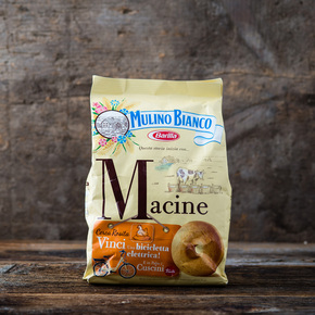 Mulino Bianco Macine Cookies