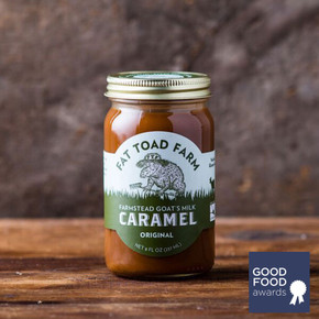 Fat Toad Farm Caramel Sauce