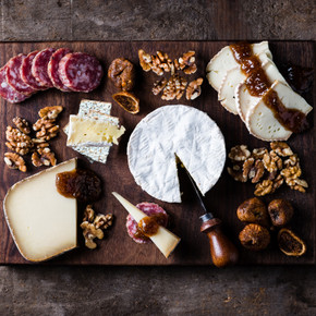 House of Cheese Plate