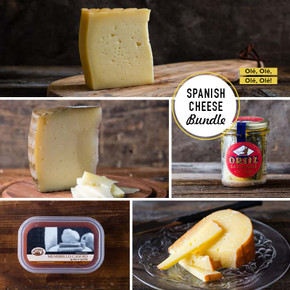 Spanish Cheese Fiesta Bundle