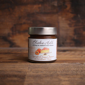 Blake Hill Apricot Conserve with Orange & Wildflower Honey