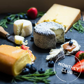 Eat Like a Cheesemonger Club