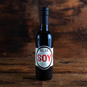 Bourbon-Maple Barrel-Aged Soy Sauce