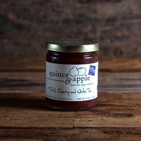 Tart Cherry & White Tea Preserves