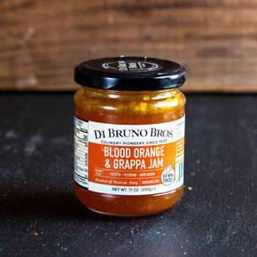 DB Blood Orange & Grappa Jam