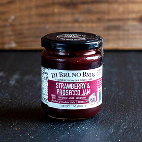 Strawberry & Prosecco Jam