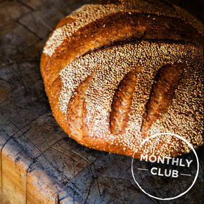 Mighty Breads & Spreads Club