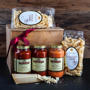 Nonna's Pasta and Sauce Crate