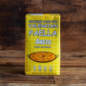 Aneto Valencian Paella Broth