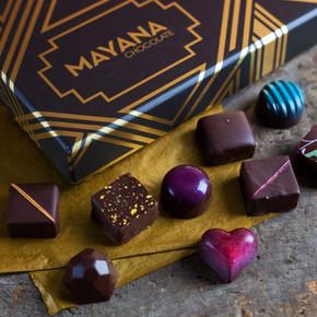 Mayana 16 Piece Chocolate Box