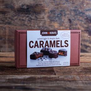 John & Kira's Chocolate Caramels
