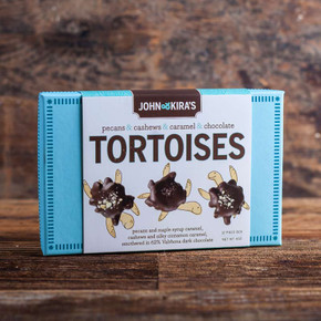 John & Kira's Chocolate Tortoises