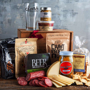 Ultimate Beer Snacks Gift Crate