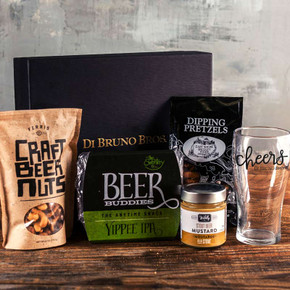 Dad's Beer Snacks Gift Box