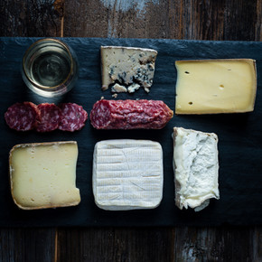 White Wine Cheese Collection