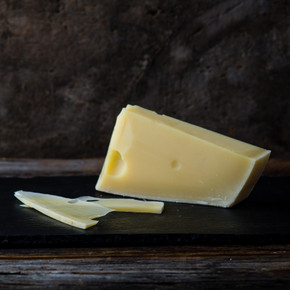 Cave Aged Swiss Emmenthaler Cheese