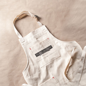 DB Apron - Natural