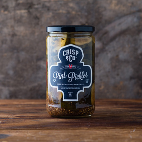 Crisp & Co. Victory Pint Pickles