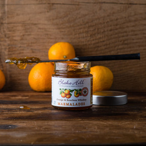 Blake Hill Orange & Bourbon Whiskey Marmalade