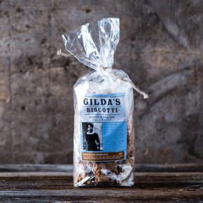 Gilda's Chocolate Hazelnut Biscotti