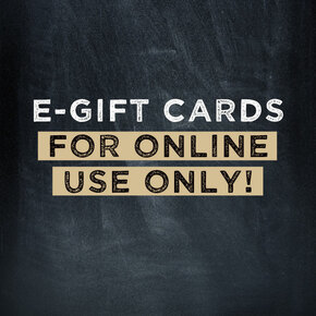 DiBruno.Com / E-Gift Card ( * Online Use Only! * )