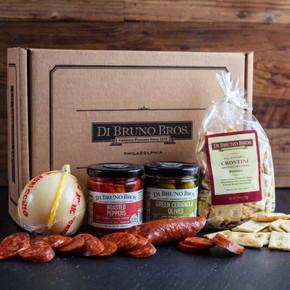 Provolone & Pepperoni Box