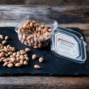 DB Dry Roasted & Lightly Salted Almonds
