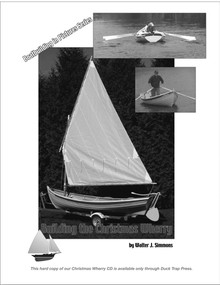 Building the Christmas Wherry black and white book