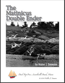 The Matinicus Double Ender, full color book