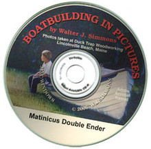 The Matinicus Double Ender, CD