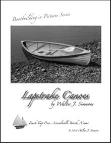 Lapstrake Canoes, black and white book