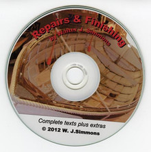 Repairs & Finishing, combination CD