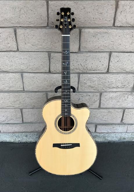 PRS Angelus Cutaway Acoustic Guitar Artist Package Brazilian Rosewood
