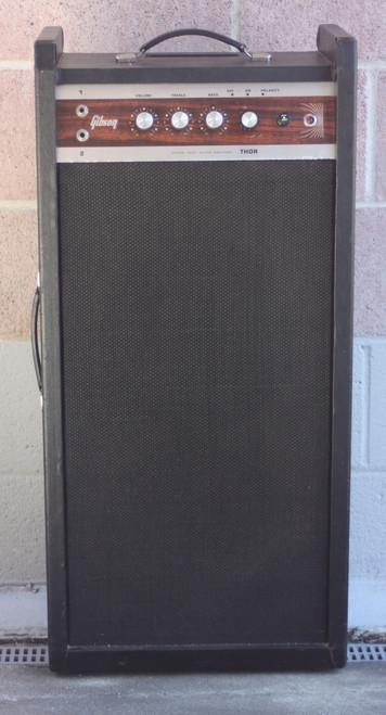 Gibson Thor Bass Tube Amplifier 1967-8