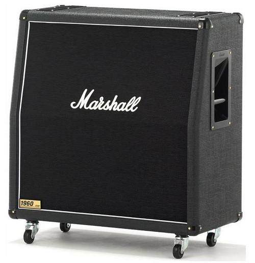 "Marshall 1960A 300-watt 4x12"" Angled Extension Cabinet"