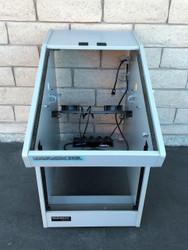 Omnirax CW30 Rolling Mixer / Rack Console