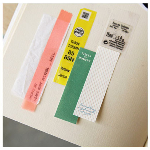 Iconic Sticky Book With Different Designed Sticky Note