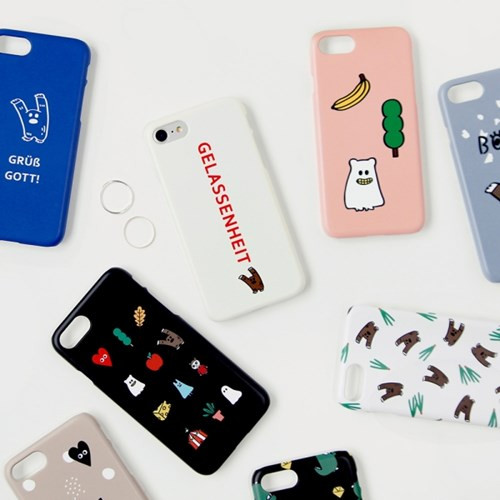 Ghostpop polycarbonate phone case for iPhone 7