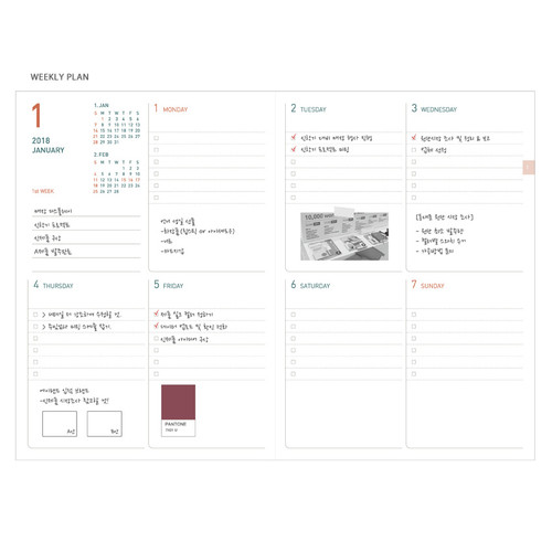Weekly Agenda  Weekly Agenda Templates Free Sample Example Format