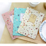 Willow - Cute illustration school lined notebook