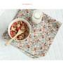 Strawberry - Pattern heimish cotton handkerchief hankie