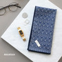 Mountain - Comely pattern cotton handkerchief hankie
