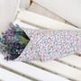 Pink flower - Pattern daily soft handkerchief hankie