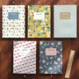 Option of Analog pattern drawing notebook ver2