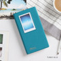 Turkey blue - Awesome instax mini slip in photo album