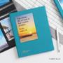 Turkey blue - Awesome self adhesive photo album