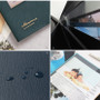 Detail of Awesome self adhesive photo album