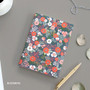 Blooming - 2018 Lively pattern dated weekly diary