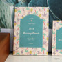 Hawaii - 2018 Pour vous humming large dated monthly planner