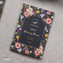 Garden - 2018 Pour vous humming small dated monthly planner